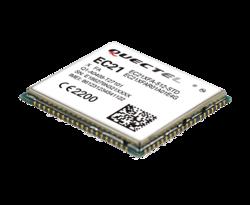 Quectel EC21-V, Multi-mode LTE Module, Cat.1 (Verizon Network)