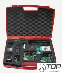 embit EMB-Z2538PA-EVK, evaluation kit for EMB-Z2538PA wireless modules