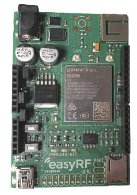 ERF3000, Quectel BG96 Arduino Shield