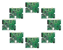 nanotron KNRINT01, RTLS Integration Kit, 8 nanoANQ boards V2