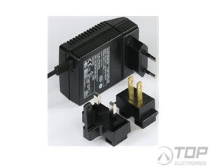 WuT 11024, Power Supply, EU/US/UK plug, 24V, 650mA