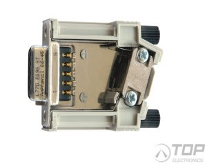 WuT 11905, DB9 female connector with screw terminal