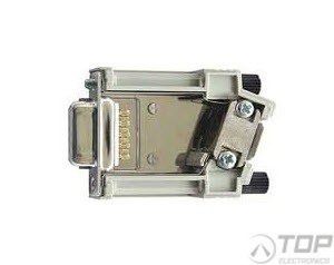 WuT 11906, DB9 male connector with solder terminal