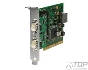 WuT 13011, Serial PCI base board, 1kV isolated