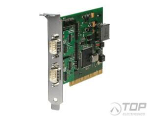 WuT 13411, PCI card, 2x 20mA, 1kV isolated