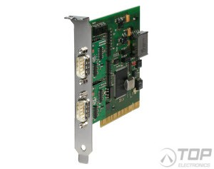 WuT 13611, Serial PC card, PCI, 2x RS422/485