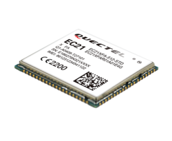 Quectel EC21-E, Multi-mode LTE Module, Cat.1 (European Networks)
