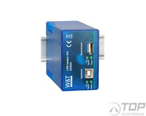 WuT 33204, USB Isolator Industry 4kV