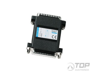 WuT 88001, RS232 Isolator, 1kV isolation voltage