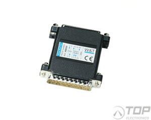 WuT 88004, RS232 Isolator, 4kV isolation voltage