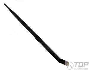 ERF4010-2400, 2.4GHz antenna, 9dBi, Dual Band, SMA M