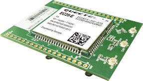Quectel EC25-V-TE-A, adapter board including EC25-V module (Verizon network)