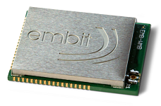embit EMB-WMB868/UL, 868 MHz Wireless M-Bus ready-to-use module