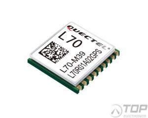 Quectel L70, GPS Module, compact size