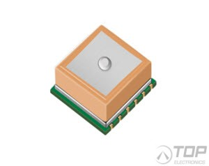Quectel L80, GPS Module Integrated with Patch Antenna