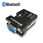 LM068-1100 Bluetooth® 5.0 Dual Mode RS232 Serial Adapter (AO)