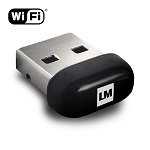 LM816-0649, WiFi USB Nano Adapter, 150Mbps, Adapter only