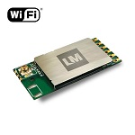 LM823-1466-5US, WiFi SMT 5V Module, 150Mbps, with uFl receptacle, tape and reel