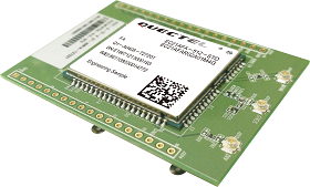 Quectel EG91-NA-T-EA, adapter board including EG91-NA module