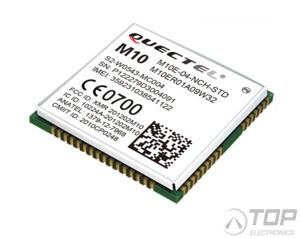 Quectel M10, Quad-band, GSM/GPRS Module, LCC type