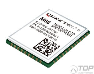 Quectel M66, Quad-Band GSM/GPRS SMT module w/BT