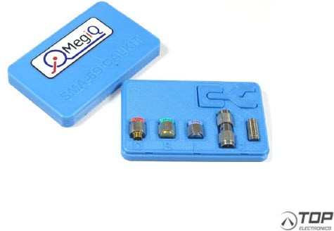 MegiQ  Basic SMA Calibration kit