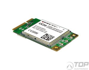 Quectel UC20-G, Mini PCIe UMTS/HSPA+ module (Global)