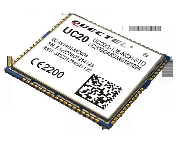 Quectel UC20-G, UMTS/HSPA+ module (Global)