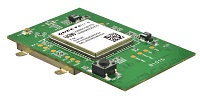 Quectel BG96-GG-T-EA, adapter board including BG96-GG module