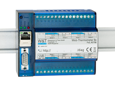 WuT 57708, Web Thermometer 8x