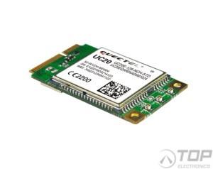 Quectel UC20-A, Mini PCIe UMTS/HSPA+ module (Americas)