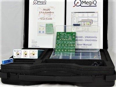 MegiQ VNA-0440-ESB Starter Kit