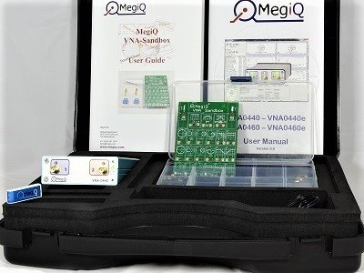MegiQ VNA-0440-SB, Starter Kit