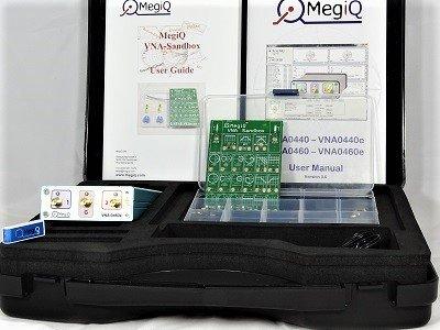 MegiQ VNA-0460-ESB,  Starter Kit