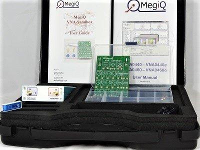 MegiQ VNA-0460-SB,  Starter Kit