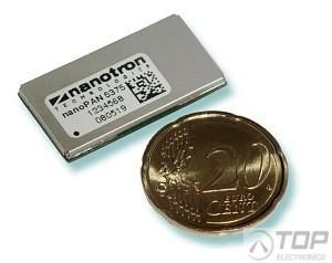 nanotron MN5375V1, nanoPAN 5375 nanoLOC PWR Module